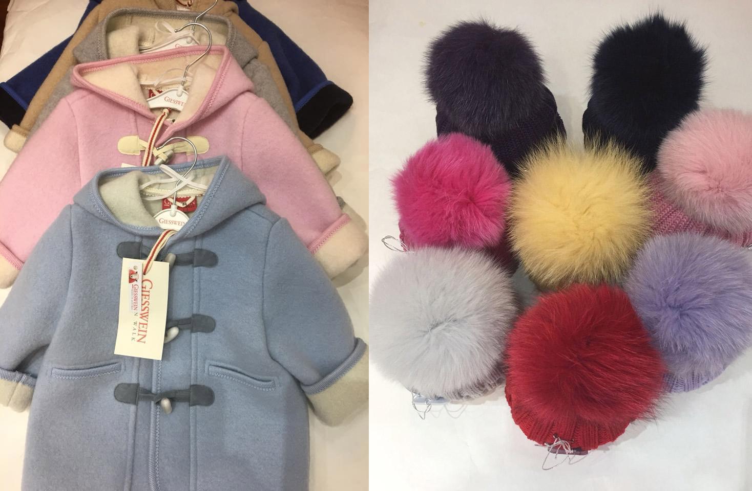 Prendas de ropa para niños, otoño e invierno 2017