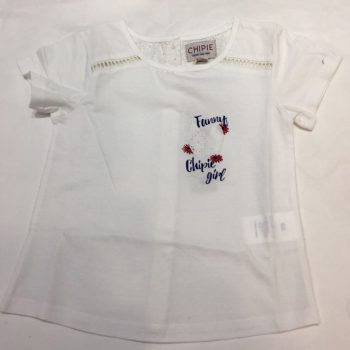 Camiseta blanca, Chipie