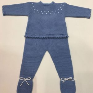 Trajes de punto para bebés, venta online de Moda Infantil