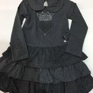 Vestido para niña Le Chic, manga larga