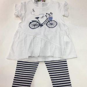 Conjunto leggins piratas, marca iDO