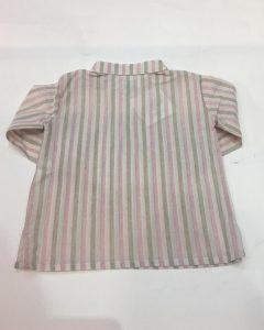 Camisa de algodón para niño