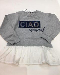 Conjunto leggins, moda infantil