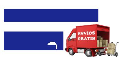 Envíos gratis para pedidos de más de 70 €