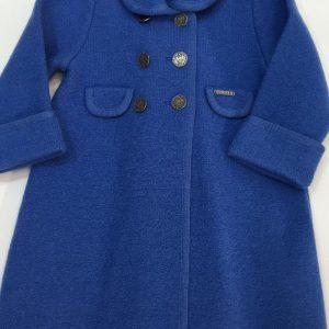 Abrigo azul Marae