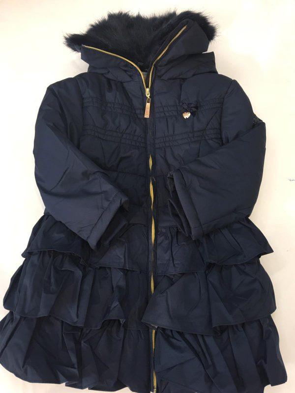 Abrigo Le Chic, moda infantil de invierno