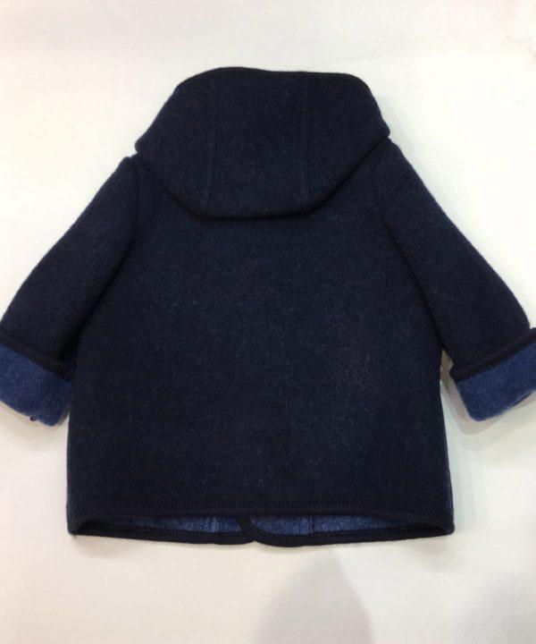 Autríaca Giesswein marino azulón