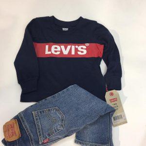 Conjunto Levis para niños