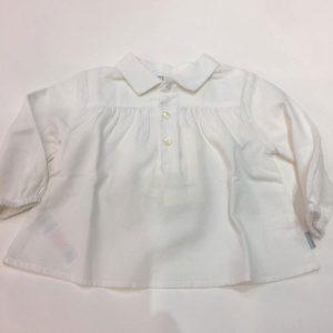 Camisa de bebé de algodón