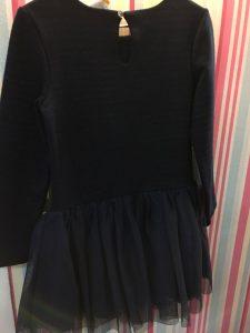 Vestido y falda de tul Le Chic