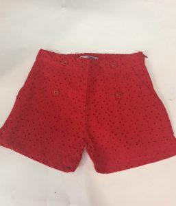 Shorts. 100% algodón