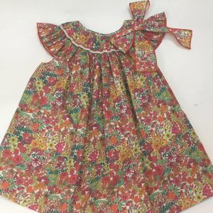 Vestido artesanal