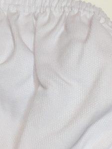 Cubrepañal de algodón